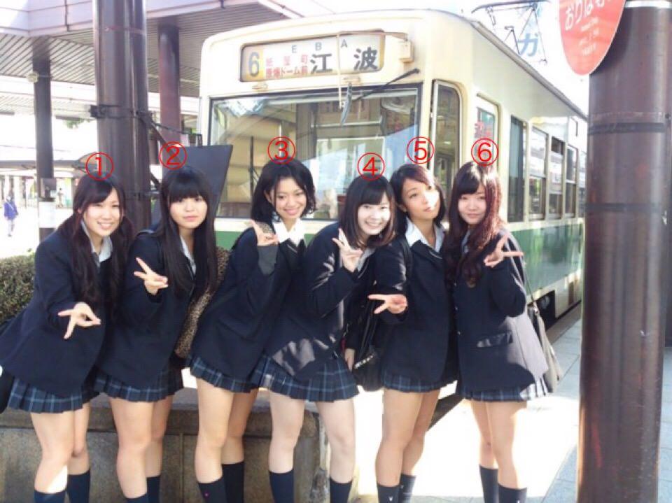 女子高生の制服が姿が好きすぎるので街撮り画像をくださいwwwwwwwwwww Z9P5EKM