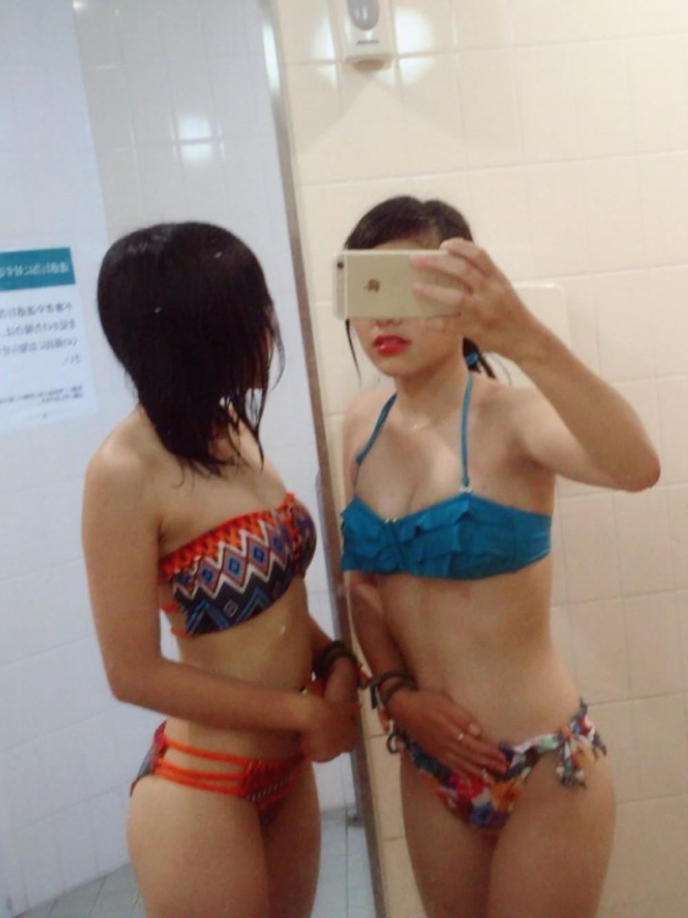 来年の夏までおあずけになってしまった女子高生の水着画像wwwwwwww c3lalUf