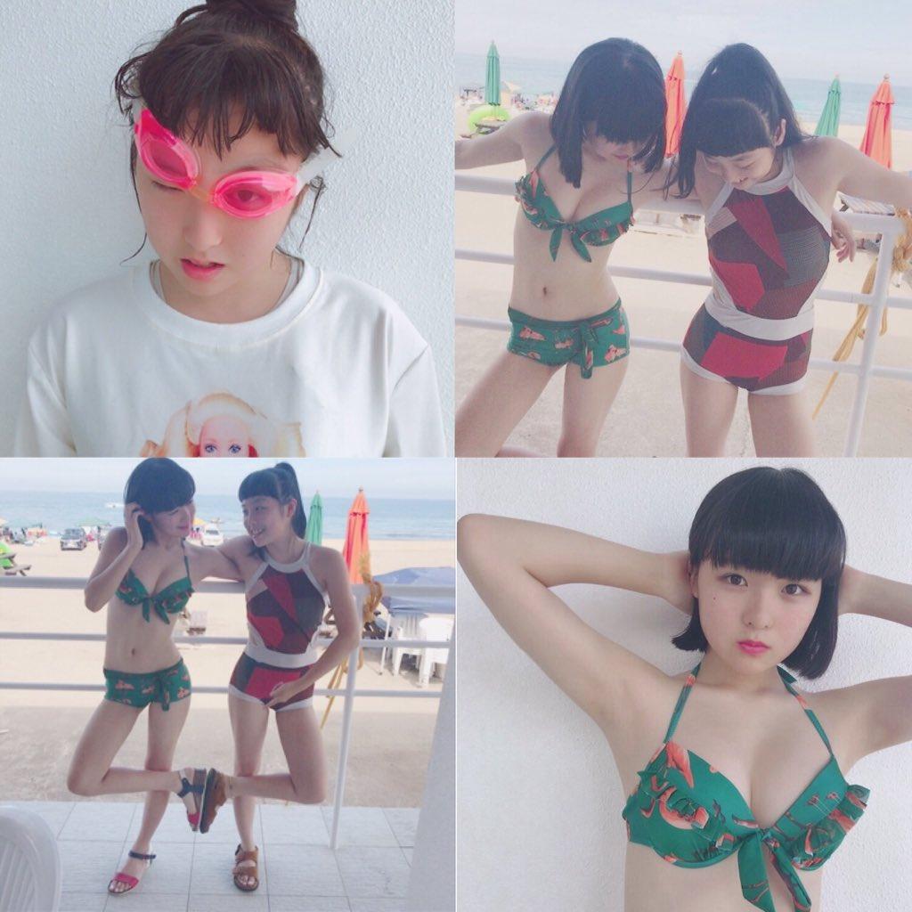 この夏のリア充水着女子の素人エロ画像貼ってくぞwwwwwwww sshHzOD