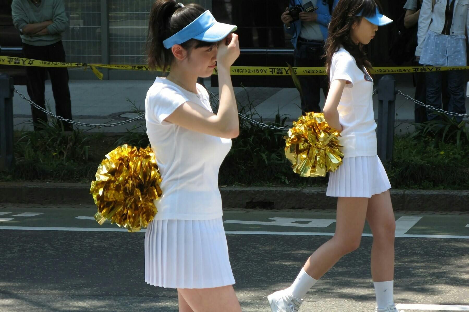 スポーツする女の子のクッソエロい画像をくださいwwwwww WvyDjxX