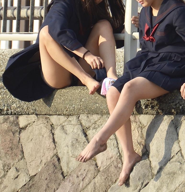 女子高生と合法的に混浴する方法を発見したぞぉーwww 1WZO8qL