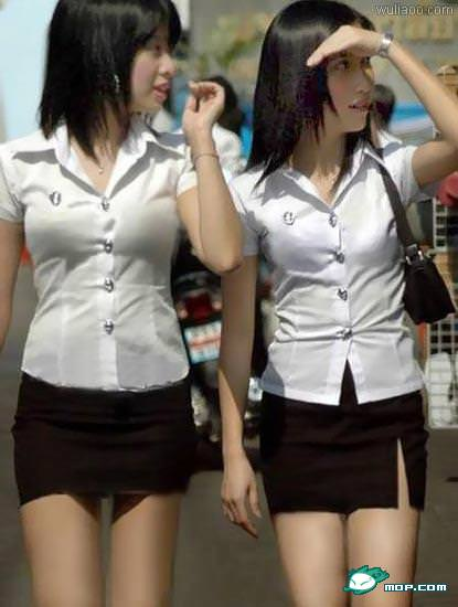 台湾の女子高生のレベルが高すぎると話題に!!!! j80JsiR