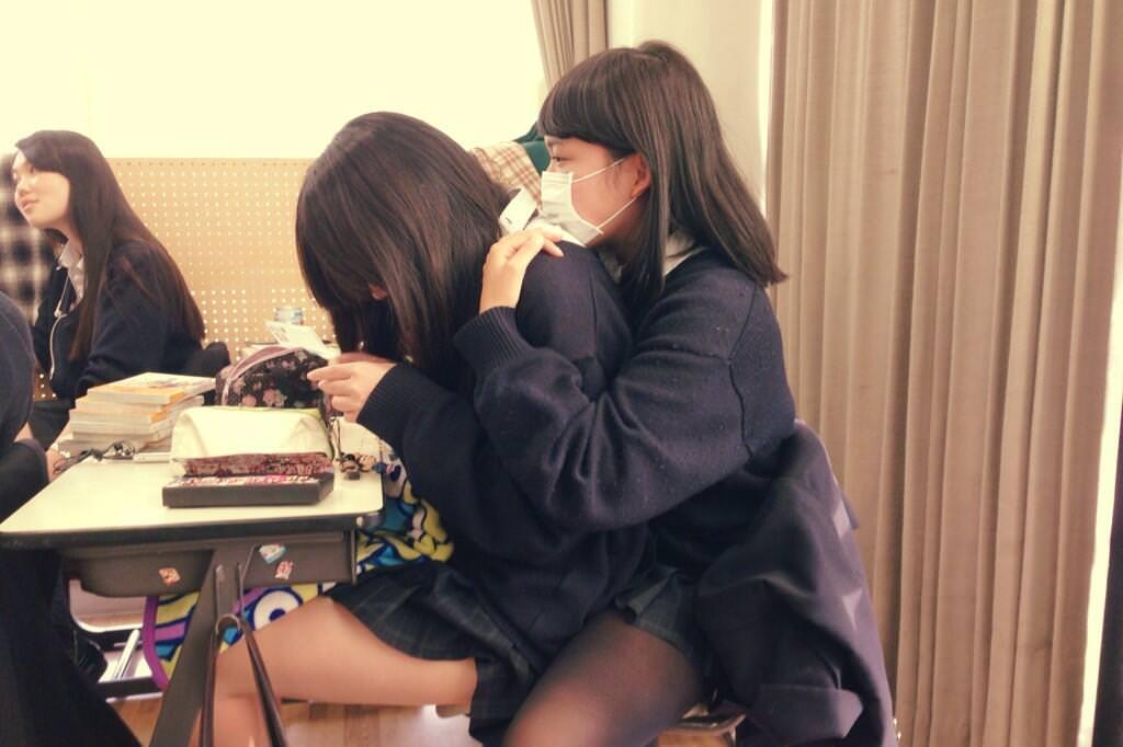 エッチなおふざけする女子高生の日常風景に密着wwww s7kyOOz