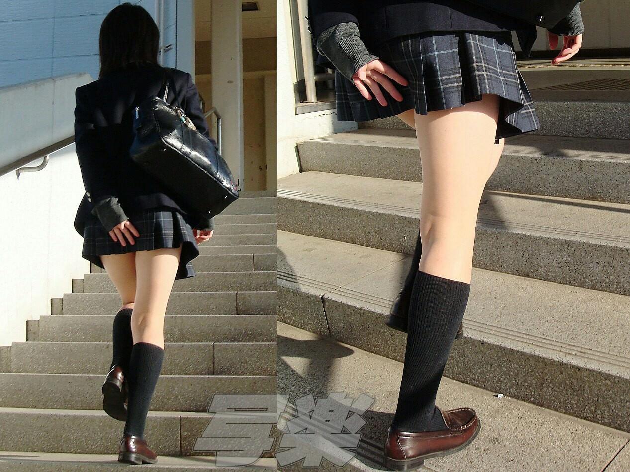 生足も好きだけどJKの黒パンスト画像なんてどうでしょう!!! xg1qym7