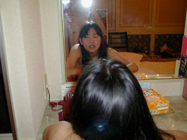 鏡前でセックスする素人カップルwwwこれ彼氏は友達に絶対見せてんだろーwww 0414