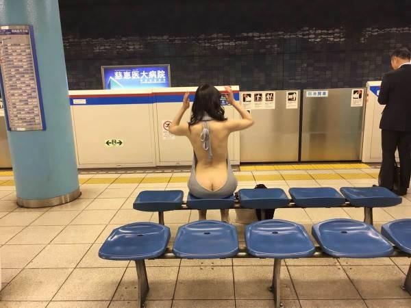 駅や電車で出会った奇跡の素人エロ画像wwwwwwwwwwwwww YTEjR4L