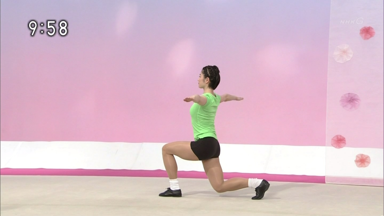 NHKテレビ体操のお姉さん、みんなムチムチだからエロ目線のキャプ画像wwwwwww 12 1
