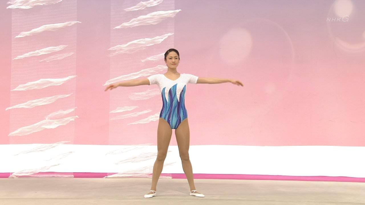 NHKテレビ体操のお姉さん、みんなムチムチだからエロ目線のキャプ画像wwwwwww 17 1