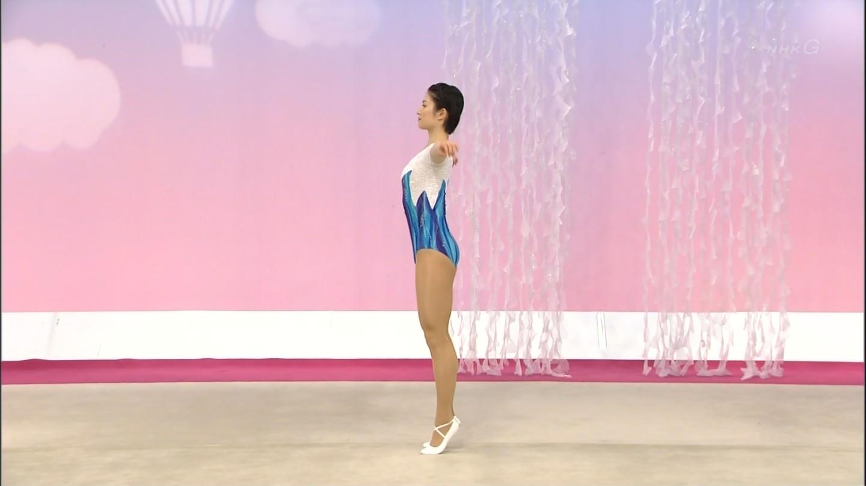 NHKテレビ体操のお姉さん、みんなムチムチだからエロ目線のキャプ画像wwwwwww 18 1
