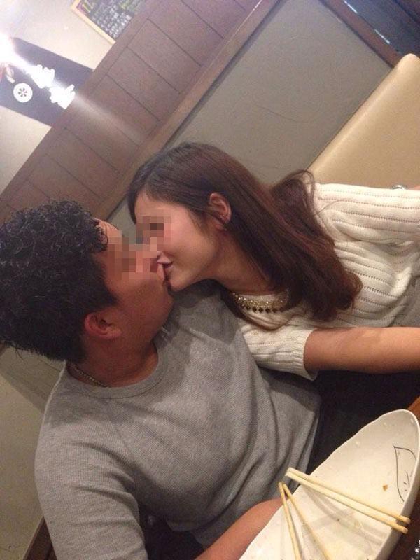 付き合いたてラブラブカップルのキス画像wwwwwww 2802