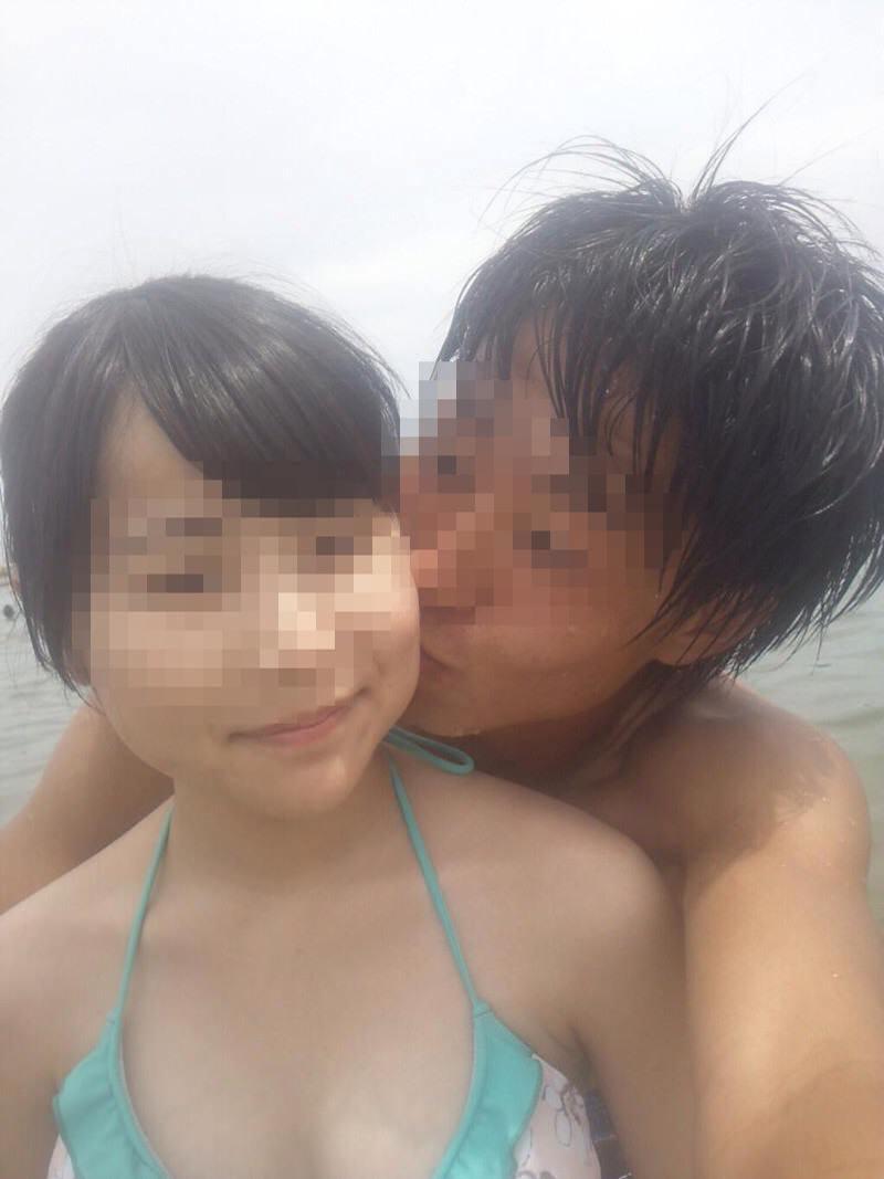 付き合いたてラブラブカップルのキス画像wwwwwww 2805