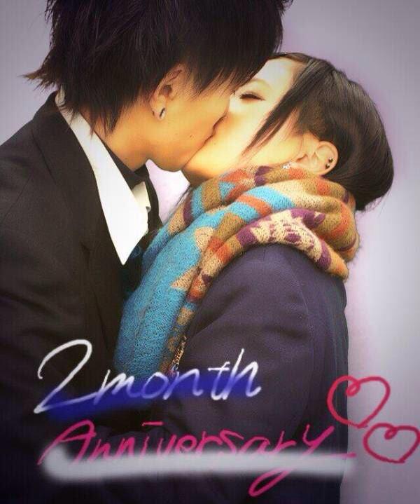 付き合いたてラブラブカップルのキス画像wwwwwww 2819