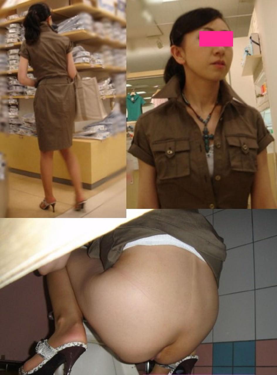 生々しすぎるガチ素人の放尿シーン!!女子トイレ盗撮画像!! 21599