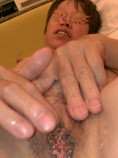 セックスし過ぎてチンポの挿入に飽きた熟女のオナニー!!!!! 04132
