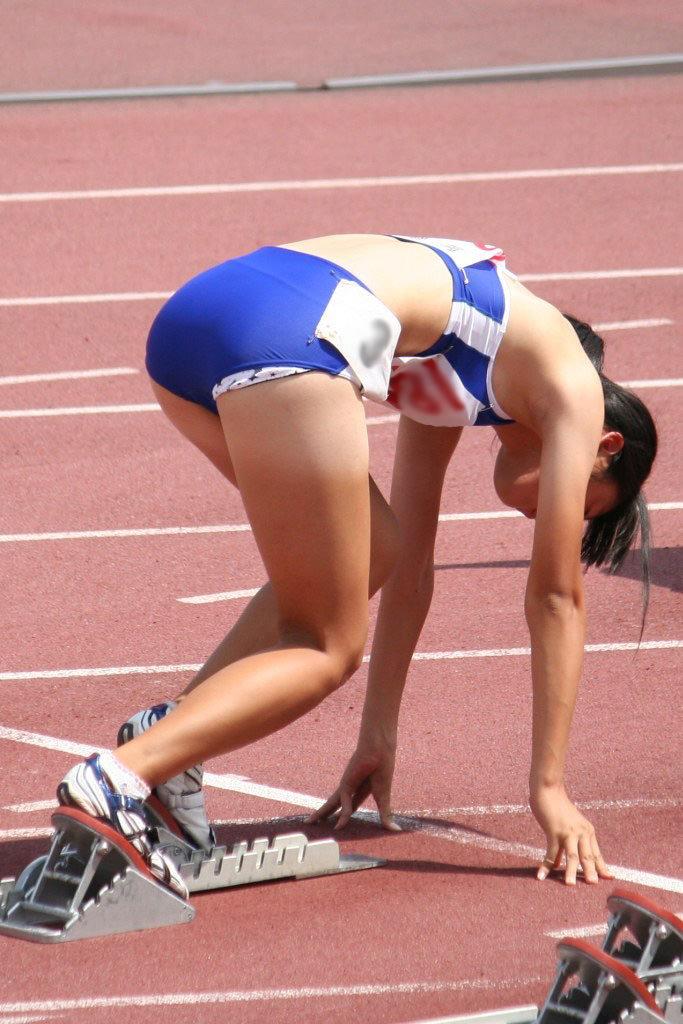 健康的なJKが一番!!スポーツ女子の陸上部のエロ画像wwww 3hr3YIT