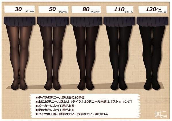 ストッキングを履く女の子について熱く語ろう。 7wofnQZ