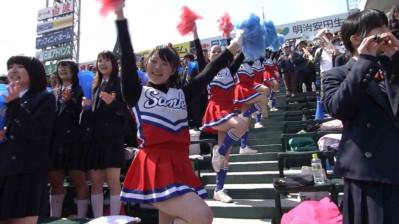 2018年JKによる春の高校選抜チアリーダーwwwwwwwww 8uC7gtU