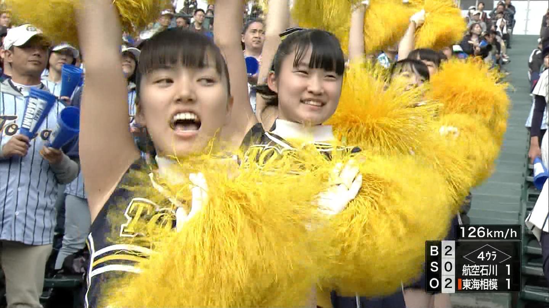 2018年JKによる春の高校選抜チアリーダーwwwwwwwww ROzFPp6