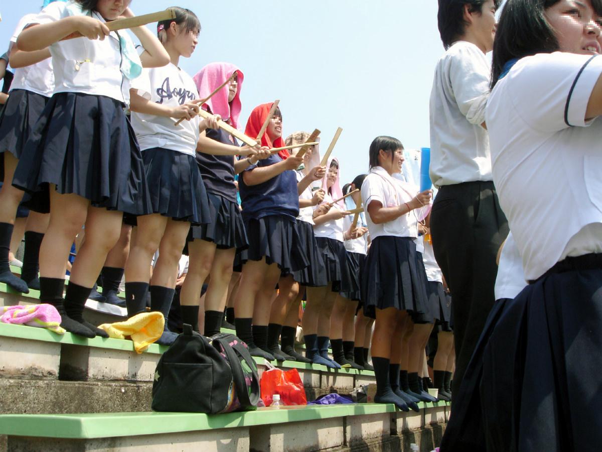 2018年JKによる春の高校選抜チアリーダーwwwwwwwww SR2EeVn