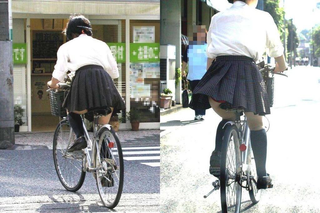 季節の変わり目にJKの制服姿が変化する街撮り画像wwwwwww ltXPFOG