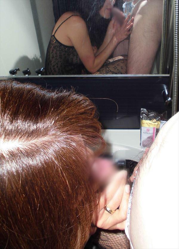 ラブホで調子に乗ったカップルが鏡の前でパコパコハメ撮りwwwwwww 1536
