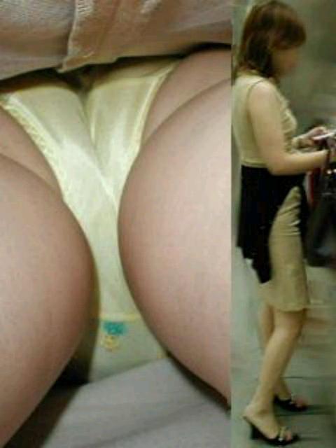 僕の大好きお姉さんのパンツが見たいwwwwガッツリ逆さパンチラ盗撮画像www 2962