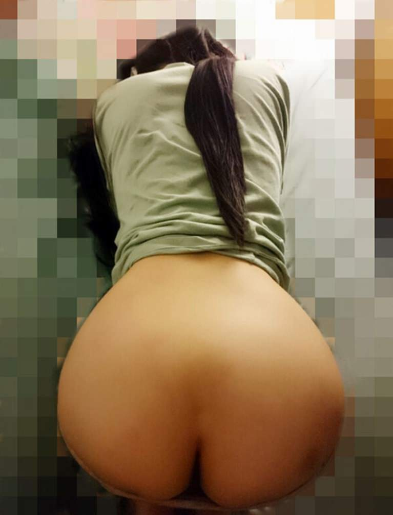 美尻自慢の若妻のお尻をじっくり堪能wwwメインディッシュに挿入ハメ撮りwwww 23124