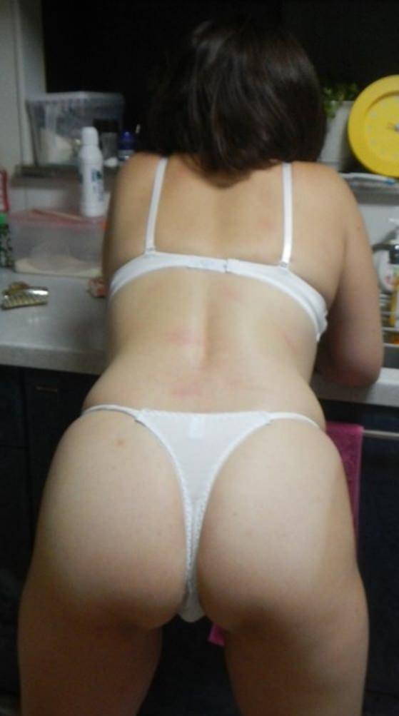 彼女に着てもらいたい下着の色ナンバーワンは純白に決定!!! 23265