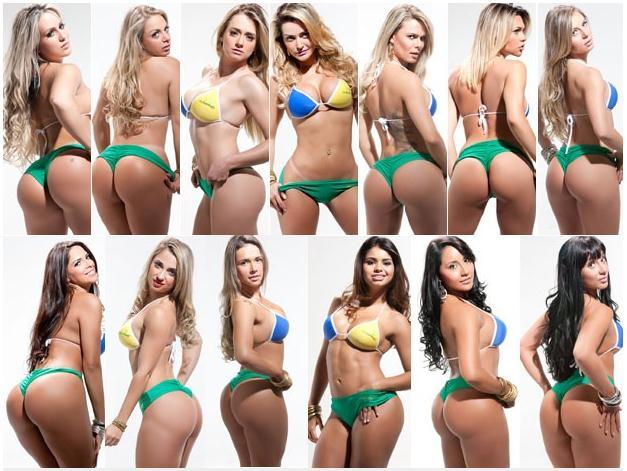 ラテンの美女がTバックでお尻を見せつけている画像が大好きすぎるwwwww 62b1288a