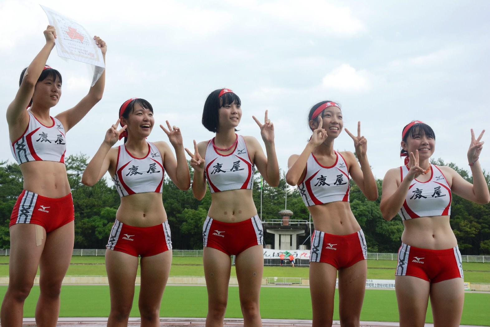 スポーツやってるJK画像はマン筋食い込みを楽しめるんですwwwwwww aWtOCRV