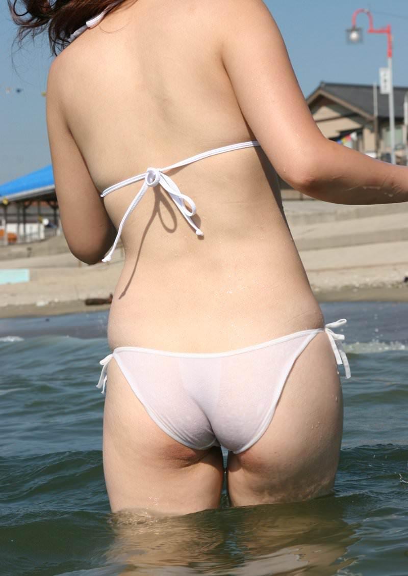 夏の水着ギャルって最高だよなぁーwwwセクシーでちんこビンビンですよーwww 2707