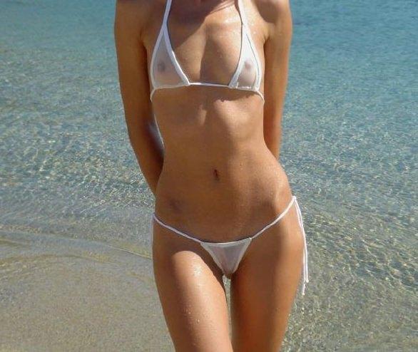 夏の水着ギャルって最高だよなぁーwwwセクシーでちんこビンビンですよーwww 2712