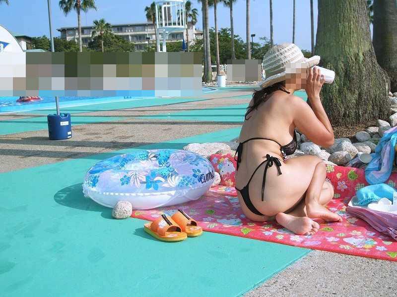 夏の水着ギャルって最高だよなぁーwwwセクシーでちんこビンビンですよーwww 2727