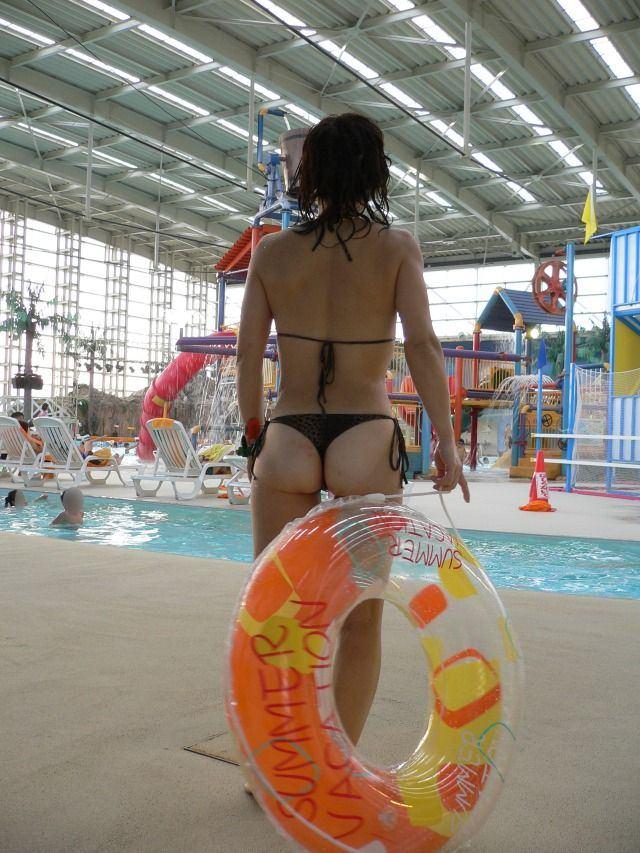 夏の水着ギャルって最高だよなぁーwwwセクシーでちんこビンビンですよーwww 2732