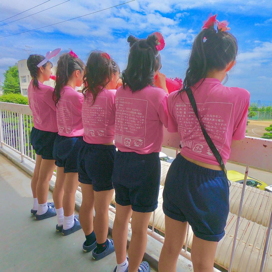制服JKのパンチラも良いけど、夏休み私服JKも最高ですぞぉーwwwwwwww OJeonG3