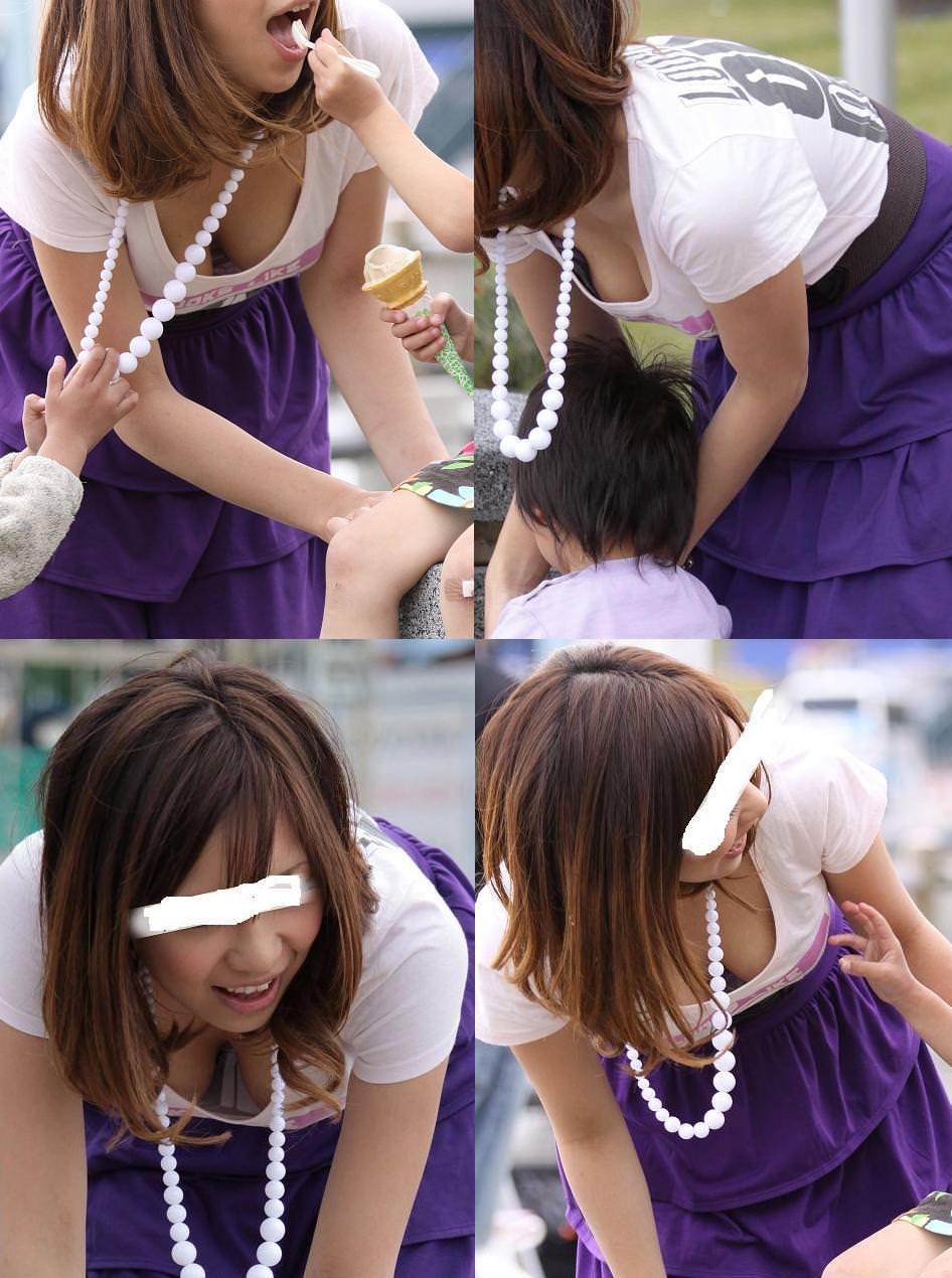 前屈みになったときの女の子の胸チラおっぱい画像っていいよね。 fB0jWIt