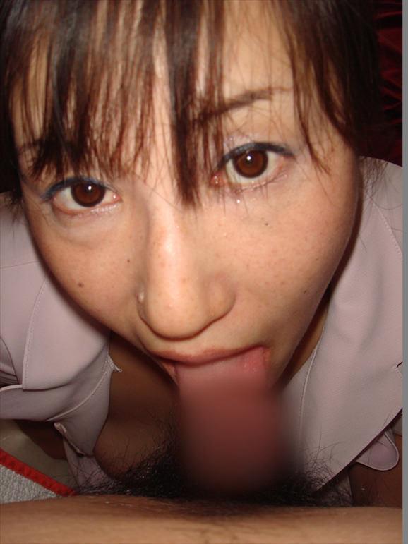 40代熟女のフェラチオが濃厚でチンポコギンギン!!興奮しすぎて思い出にエロ写メ撮ったぞ!!!! 0521