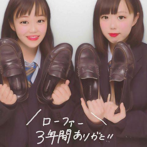 女子高生の靴の匂いが好きなやつwwww履き込んで臭くなったJKの靴画像うpするwwwww 1812271616011497