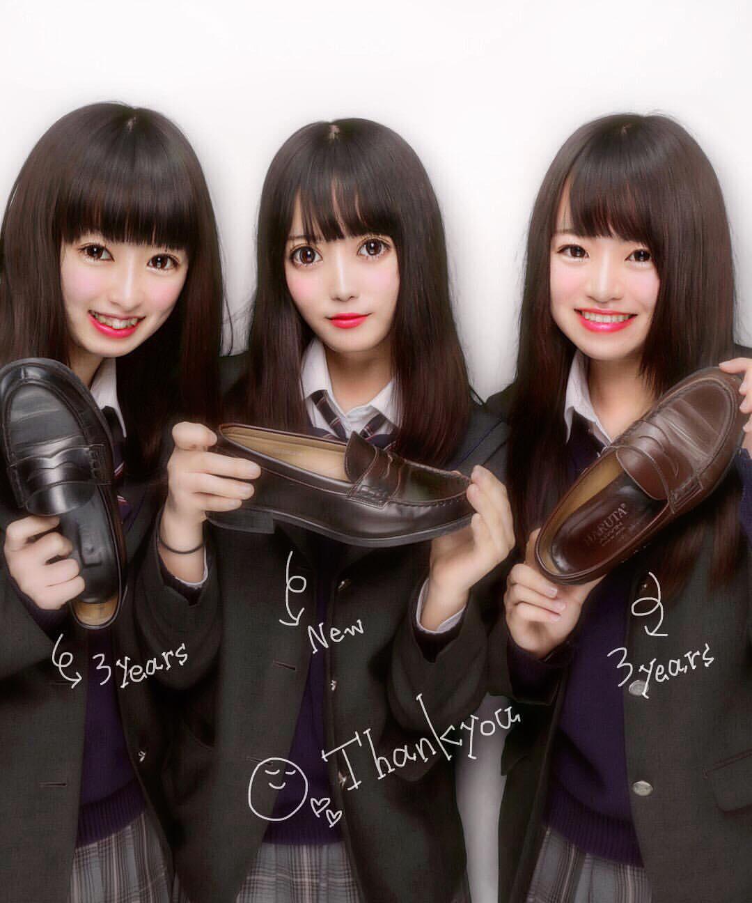 女子高生の靴の匂いが好きなやつwwww履き込んで臭くなったJKの靴画像うpするwwwww 1812271616035283