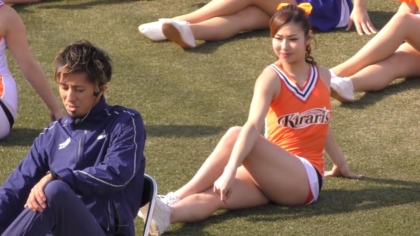 韓国JKのダンス部がエッチすぎるwwwwwww CbDUXH0