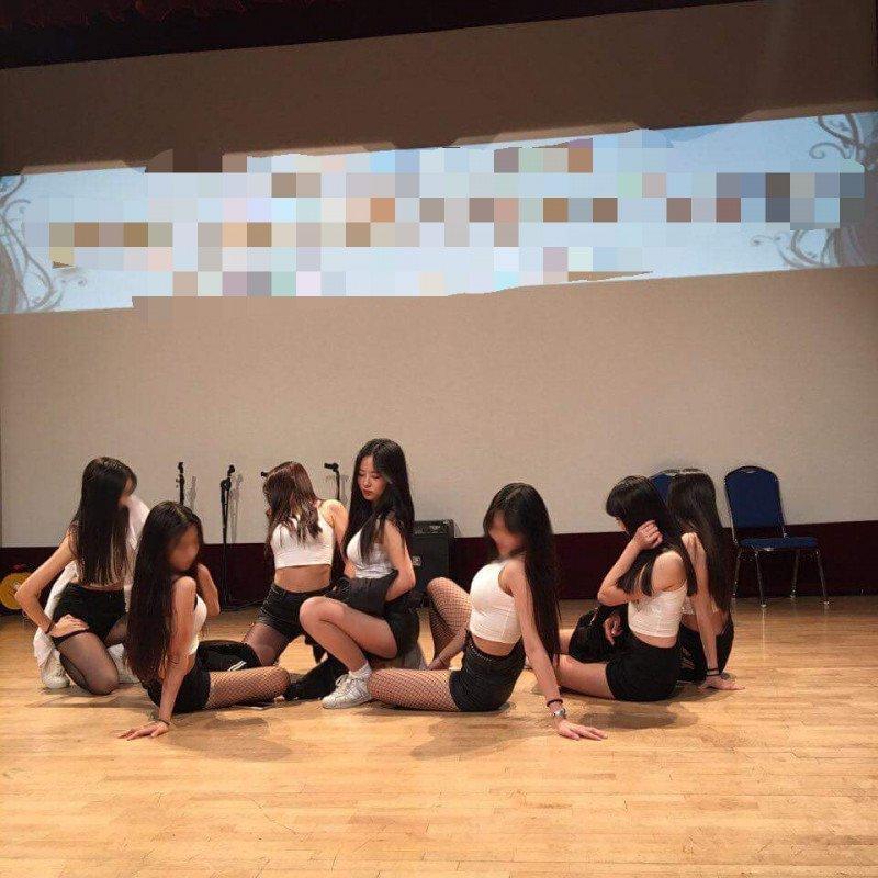 韓国JKのダンス部がエッチすぎるwwwwwww DZdYfaw