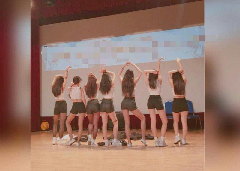 韓国JKのダンス部がエッチすぎるwwwwwww GqQGhFu