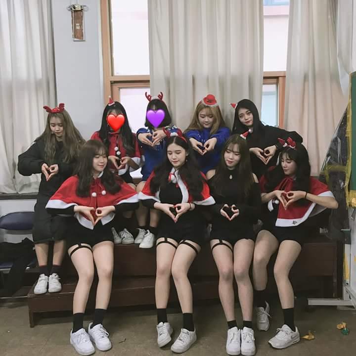 韓国JKのダンス部がエッチすぎるwwwwwww fYIvyKb