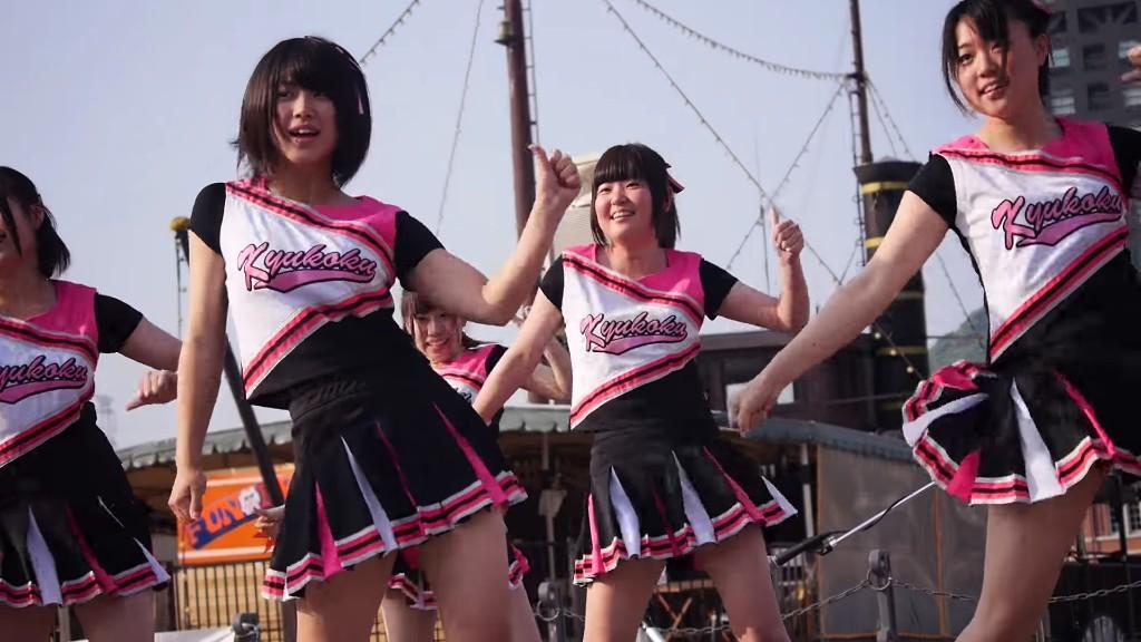 韓国JKのダンス部がエッチすぎるwwwwwww xE0FZat