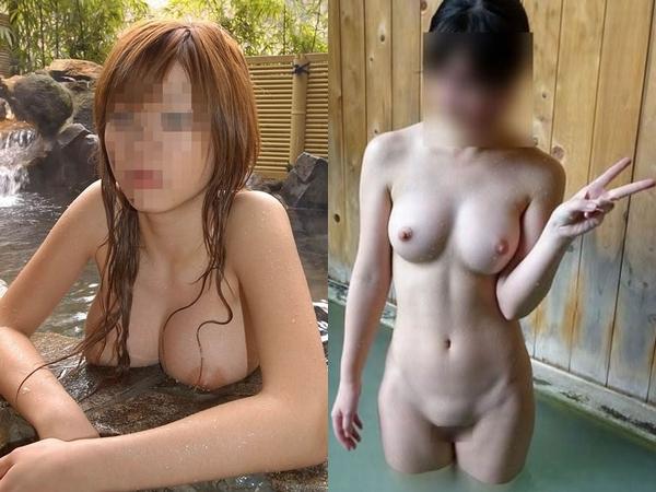 巨乳おっぱいの女友達と温泉旅行に行ったら良いことありました。すごくエッチなおっぱいと混浴風呂でセックス成功だぁーwww 01 12