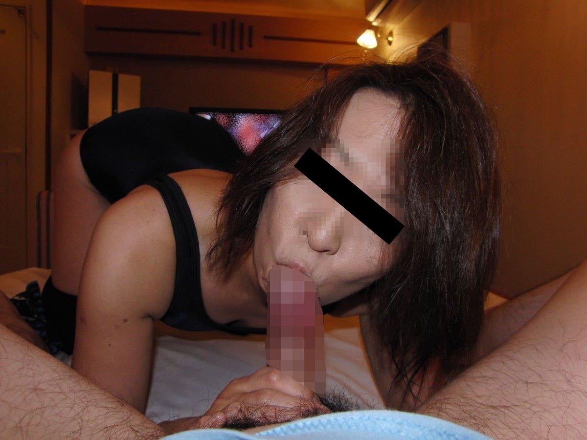 30代人妻の100点満点のスケベフェラ顔画像wwwwwwwwww 1110