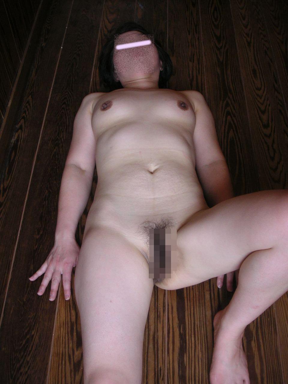 熟女の崩れた裸体ってホントえっちだよなぁーwww50代ポッチャリ系おばさんのエロ画像 1105