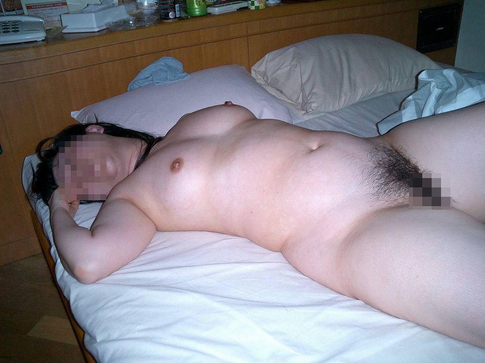 熟女の崩れた裸体ってホントえっちだよなぁーwww50代ポッチャリ系おばさんのエロ画像 1109