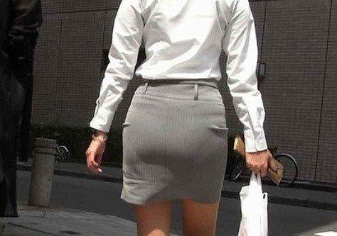 素人女性のお尻って着衣尻が一番魅力的だと思うよな??????????????? E7i3hoT
