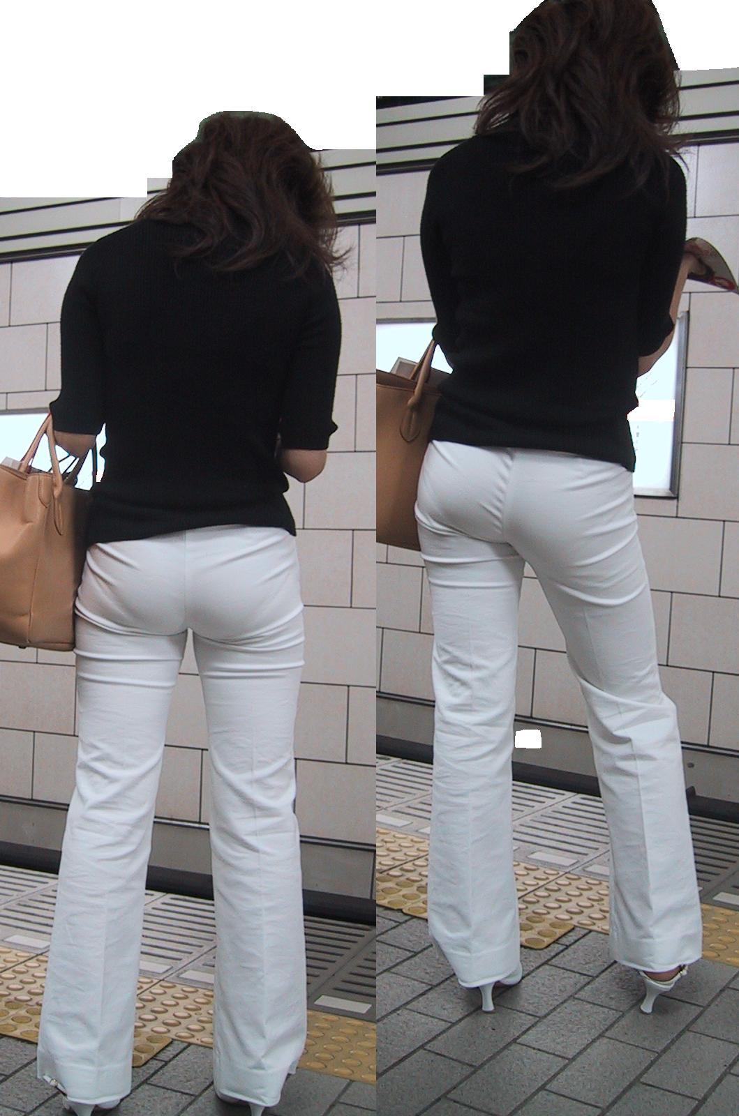 素人女性のお尻って着衣尻が一番魅力的だと思うよな??????????????? JGopigF